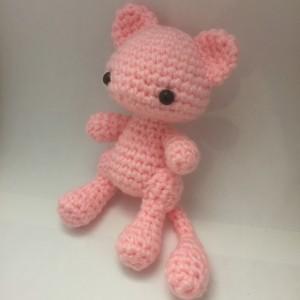 Free Mew Crochet Pattern