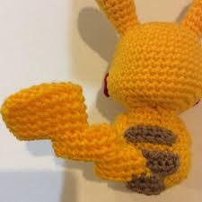 Pikachu and Pokeball Pod pattern - Ami Amour | 225x225