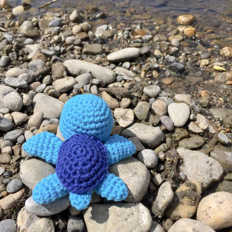 sea turtle crochet