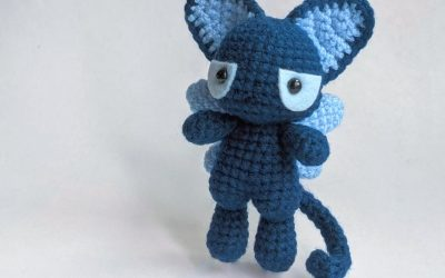 Spinel Sun (Cardcaptor Sakura) Amigurumi Crochet Pattern